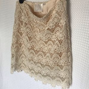 Dresses & Skirts - Medium lace skirt